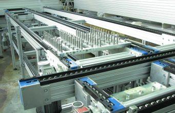 láncos szállítópályák gyártása
